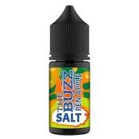 Жидкость для POD систем The Buzz Salt Pen Apple 25 мг 30 мл (Яблоко с холодком)