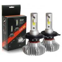 Лампа автомобильная LED S9 H7 (Silver)