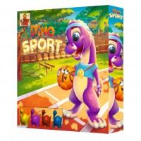 Игра настольная Bombat Game Dino Sport (2-4 игрока, 4-12 лет)