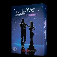 Игра настольная Bombat Game LOVE фанты романтик (2 игрока, 18+ лет)