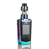 Стартовый набор Smok Species 230W Touch Screen TC Kit with TFV8 Baby V2 7-Color and Black