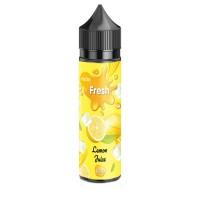 Жидкость для электронных сигарет Fresh Lemon Juice 0 мг 60 мл (Лимоный нектар с прохладой)