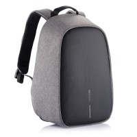 Рюкзак для ноутбука с USB Bobby (Gray Black)