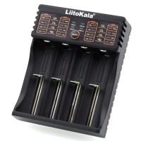 Зарядное устройство LiitoKala Lii 402 Black
