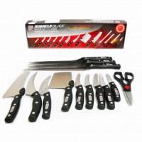 Набор ножей Miracle Blades (Black)