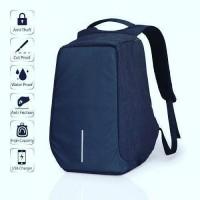 Рюкзак для ноутбука с USB Bobby (Blue)