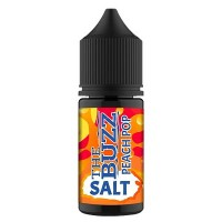 Жидкость для POD систем The Buzz Salt Peach Pop 25 мг 30 мл (Персик)
