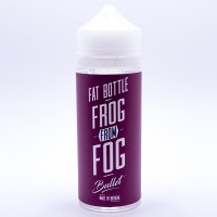 Жидкость для электронных сигарет Frog from Fog Bullet 3 мг 120 мл (Абрикос + Вишня + Ананас + Лёд)