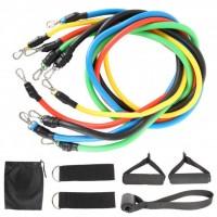 Эспандер-резинки для фитнеса JT-003 Resistance Bands (комплект)