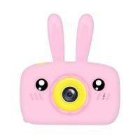 Фотоаппарат детский зайчик Bunny GM-30 (Pink)