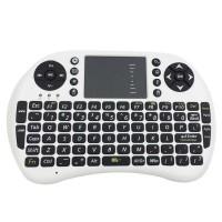 "Беспроводная мини клавиатура пульт для ТВ ""Mini Keyboard UKB 500"" (White, английская версия)"