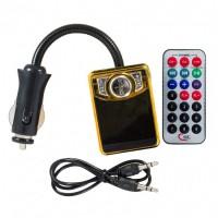 FM модулятор 993 автомобильный (Black Gold)