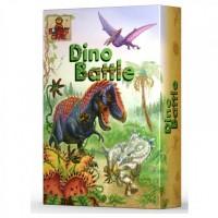 Игра настольная Bombat Game Dino Battle (2-4 игрока, 5+ лет)
