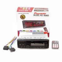Автомагнитола 1DIN MP3 8506D RGB (Black)