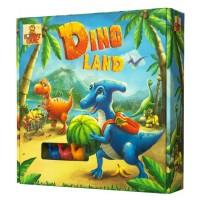 Игра настольная Bombat Game Dino Land (2-4 игрока, 6-12 лет)