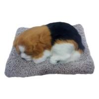 Игрушка устраняющая запахи в авто Собачка на подушке G1 (Большая)