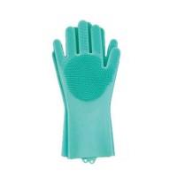 Перчатка для мойки посуды Gloves for washing dishes (Green)