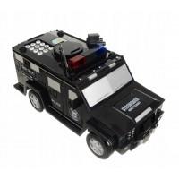 Сейф детский машина полиции LEGO (Black)