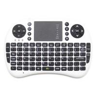 """Беспроводная мини клавиатура пульт для ТВ """"Mini Keyboard UKB 500"""" (White)"""