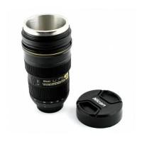Чашка термо объектив NICAN Cup (Black)