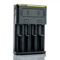 Зарядное устройство Nitecore Intellicharger i4 NEW на четыре аккумулятора