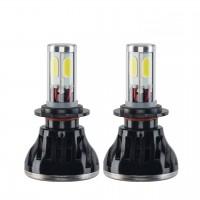 Лампа автомобильная LED G5 H7 (Silver Black)