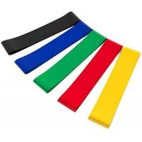 Фитнес резинки Fitness rubber bands (5 шт + чехол)