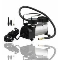 Автомобильный компрессор AIR COMRPRESSOR (Black Silver)