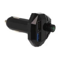 Автомобильный FM модулятор трансмиттер G18 Black