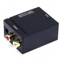 Переходник цифровой в аналоговый FY1315 (Black)