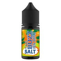 Жидкость для POD систем The Buzz Salt Pen Apple 40 мг 30 мл (Яблоко с холодком)