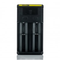 Зарядное устройство Nitecore Intellicharger I2 NEW на два аккумулятора
