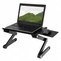 Столик для ноутбука T8 с охлаждением (Black)
