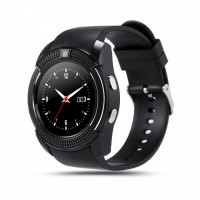 Умные часы Smart Watch V8 (Black)