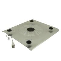 Подставка охлаждающая для ноутбука 828 I Охлаждение под ноутбук (White)