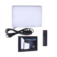 Лампа LED для фотостудии MM-240 прямоугольная (Black)