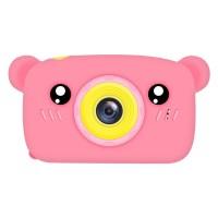 Фотоаппарат детский мишка Teddy GM-24 (Pink)