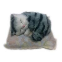 Игрушка устраняющая запахи в авто Кошечка на подушке G2 (Маленькая)
