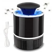 Уничтожитель комаров и насекомых NOVA Mosquito killer lamp NV-818 (Black)