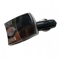 Автомобильный FM модулятор 990 USB/micro SD от прикуривателя Black