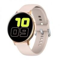 Наручные смарт часы Smart S2 (Gold Pink)
